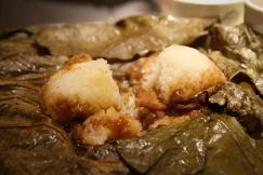 Glutinous rice dumpling (innards)